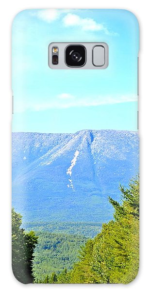 Road To Katahdin Galaxy Case by Tara Potts
