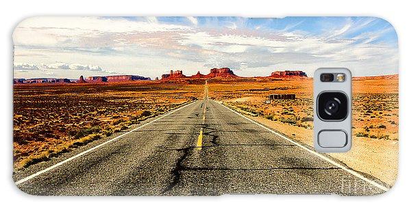 Road To Navajo Galaxy Case by Jason Abando
