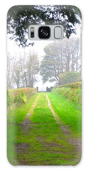 Road To Nowhere Galaxy Case by Suzanne Oesterling