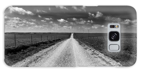 Road To Texaco Hill Galaxy Case