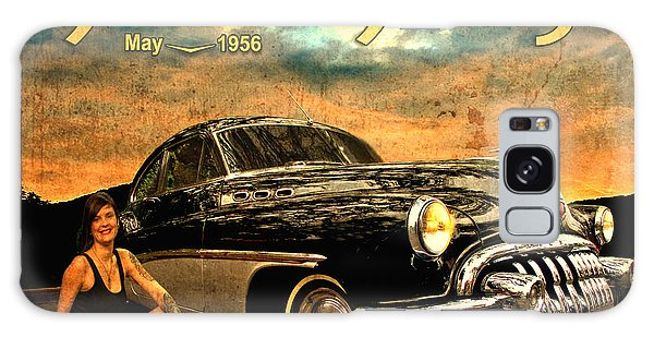 Roadmaster Betty And The Big Black Buick Galaxy Case