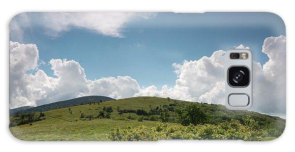 Roan Mountain Galaxy Case by Serge Skiba