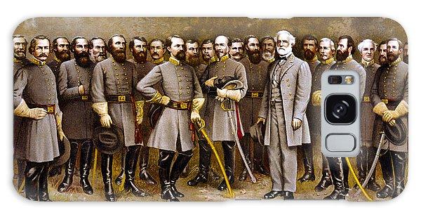 Robert E. Lee And His Generals Galaxy Case