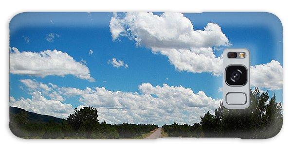 Robert Melvin - Fine Art Photography - Anvil Rock Road Galaxy Case