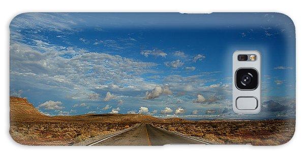 Robert Melvin - Fine Art Photography - Chasing The Rain Galaxy Case