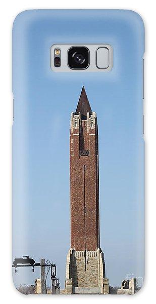 Robert Moses Tower At Jones Beach Galaxy Case by John Telfer