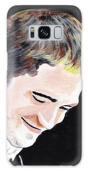 Robert Pattinson 121 Galaxy Case