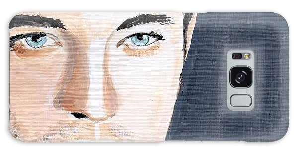 Robert Pattinson 131a Galaxy Case