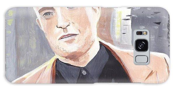 Robert Pattinson 133a Galaxy Case