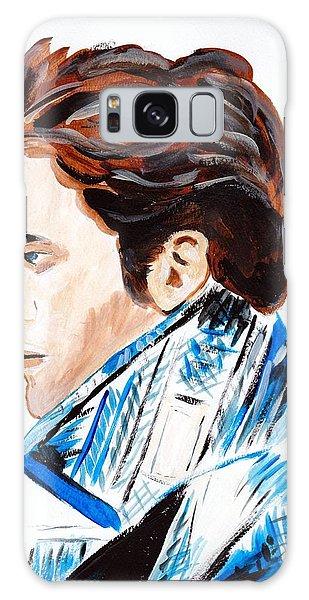 Robert Pattinson 136 Galaxy Case