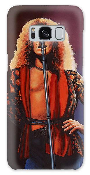 Physical Galaxy Case - Robert Plant 2 by Paul Meijering