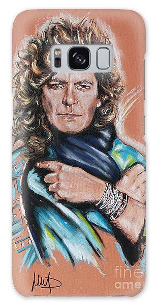 Robert Plant Galaxy Case by Melanie D