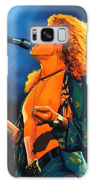 Cd Galaxy Case - Robert Plant by Paul Meijering