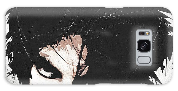 Robert Smith Music Galaxy Case - Robert Smith by Filippo B