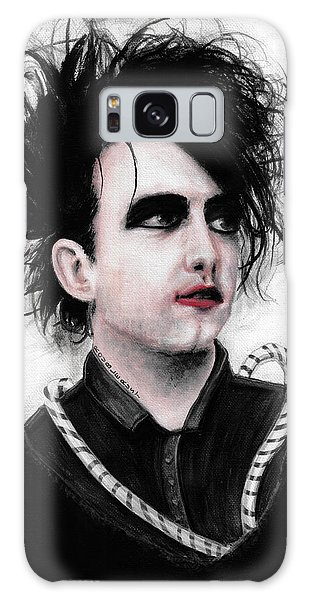 Robert Smith Music Galaxy Case - Robert Smith Vi by Rouble Rust