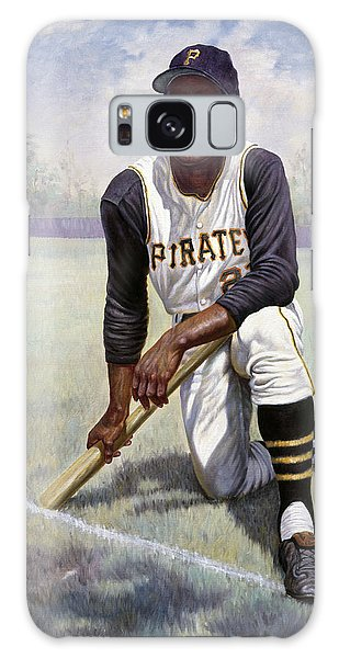 National Monument Galaxy Case - Roberto Clemente by Gregory Perillo