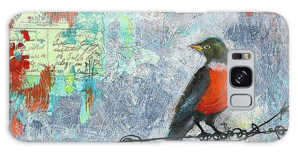 Robin Love Letter  Galaxy S8 Case