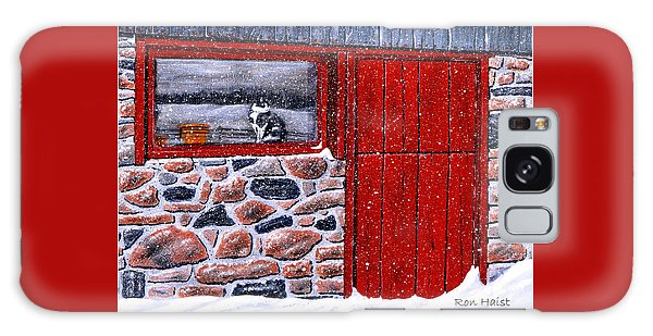 Rob's Barn Galaxy Case by Ron Haist
