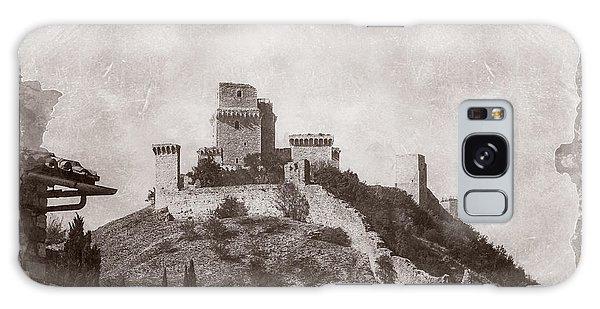 Rocca Maggiore Castle Galaxy Case