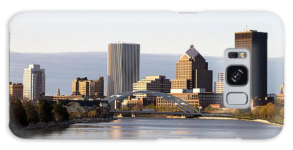 Rochester New York Skyline Galaxy Case