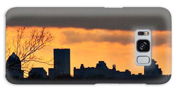 Rochester Skyline Galaxy Case by Richard Engelbrecht
