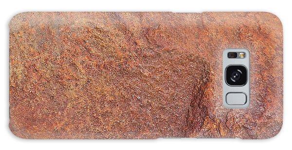 Rock Abstract #3 Galaxy Case