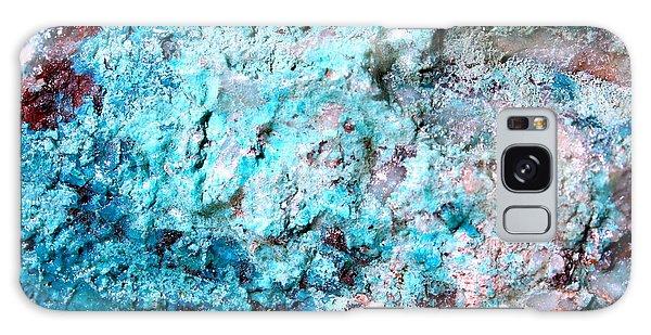 Rock Art 1 Galaxy Case by M Diane Bonaparte