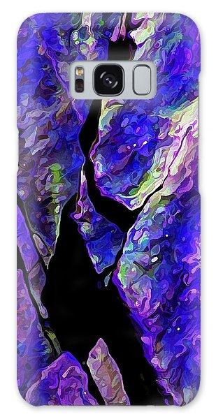 Rock Art 19 Galaxy Case