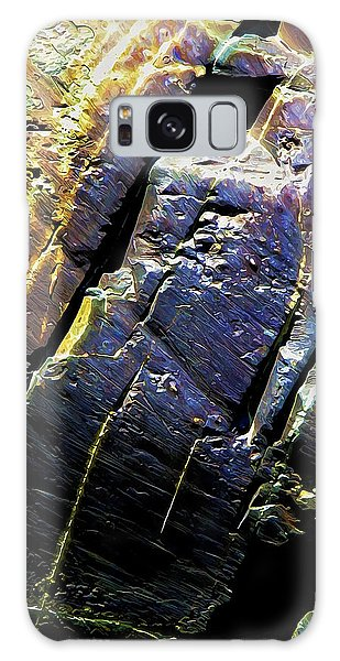 Rock Art 9 Galaxy Case