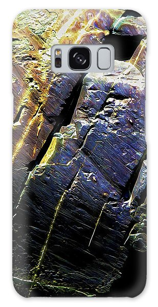 Rock Art 9 Galaxy Case
