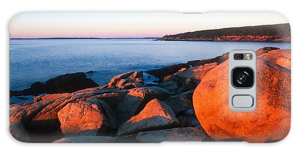 Otter Rock Galaxy Case - Rock Formations On The Coast, Otter by Panoramic Images