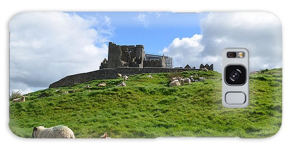 Rock Of Cashel In The Distance Galaxy Case