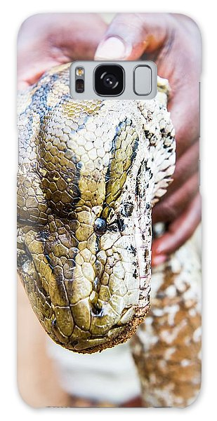Rock Python Recovered From Poachers Galaxy Case