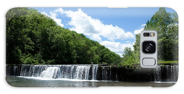 Rockbridge Mill Dam Galaxy Case