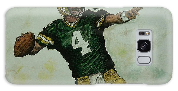 Rocket Favre Galaxy Case