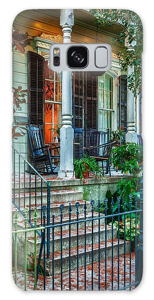 Rocking Chairs Galaxy Case