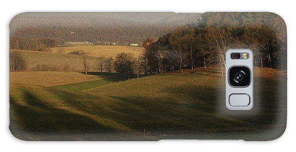 Rockingham County Virginia Meadow Galaxy Case