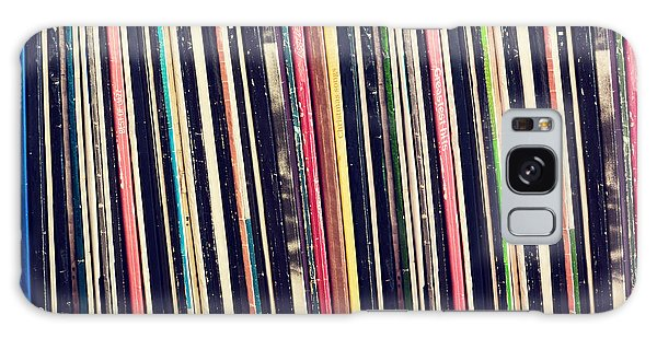 Record Galaxy Case - Rockollection by Delphimages Photo Creations
