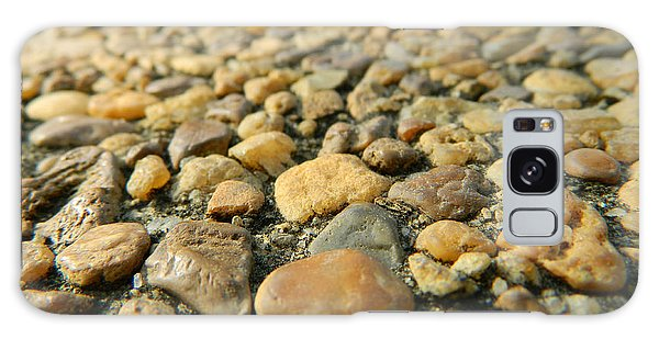 Rocks On My Path Galaxy Case