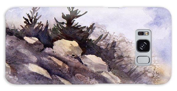 Rocks Galaxy Case by Teresa Ascone