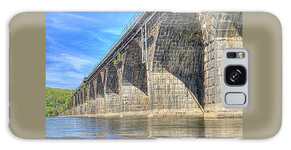Rockville Bridge Galaxy Case