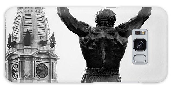Rocky And Philadelphia Galaxy Case