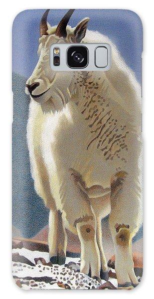 Rocky Mountain Goat Galaxy Case