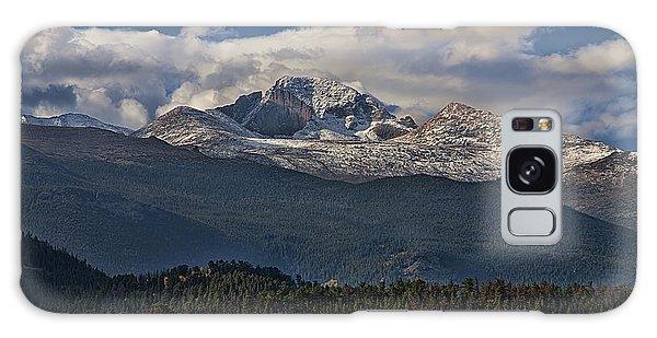 Rocky Mountain High Galaxy Case by Anne Rodkin