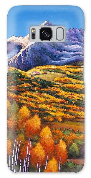 Foliage Galaxy Case - Rocky Mountain High by Johnathan Harris