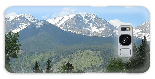 Rocky Mountain National Park - 2 Galaxy Case