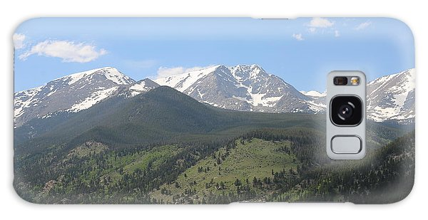 Rocky Mountain National Park - 3  Galaxy Case