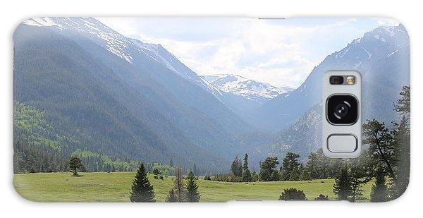 Rocky Mountain National Park  Galaxy Case