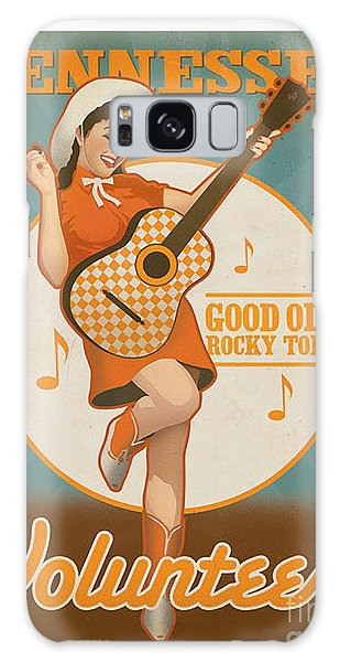 Rocky Top Tennessee Galaxy Case