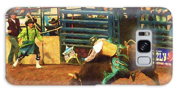Prca Galaxy Case - Rodeo All Stars by Janice Pariza